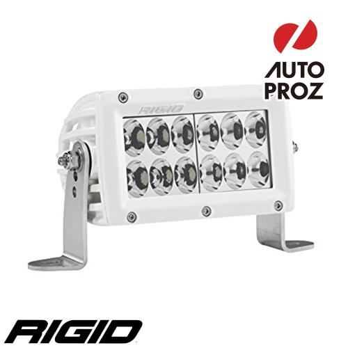 """[Rigid Industries 正規品] E-シリーズ PRO 4"""" LEDライト LEDカラー:ホワイト 発光パターン:ドライビング"""