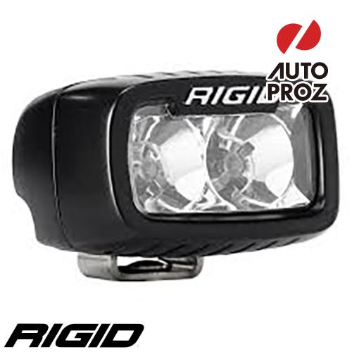 [Rigid Industries 正規品] SR-M LEDライト LEDカラー:オレンジ 発光パターン:フラッド サーフェスマウントタイプ