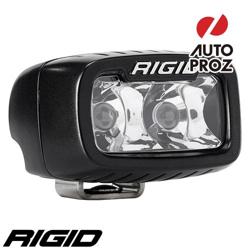 [Rigid Industries 正規品] SR-M PRO LEDライト 発光パターン:スポット サーフェスマウントタイプ