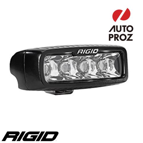 [Rigid Industries 正規品] SR-Q LEDライト LEDカラー:オレンジ 発光パターン:スポット サーフェスマウントタイプ