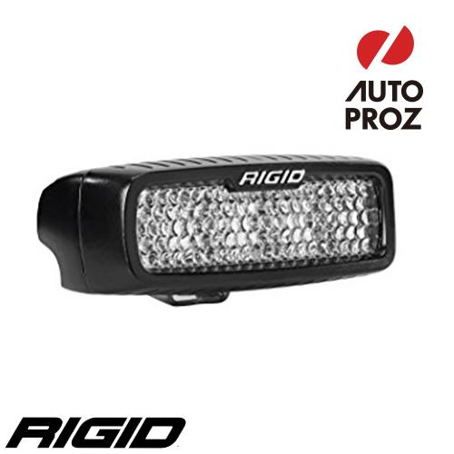 [Rigid Industries 正規品] SR-Q LEDライト 2個セット LEDカラー:オレンジ 発光パターン:ディフューズ サーフェスマウントタイプ