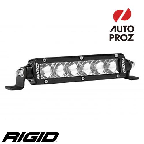 """[Rigid Industries 正規品] SR-シリーズ PRO 6"""" LEDライト 発光パターン:フラッド"""