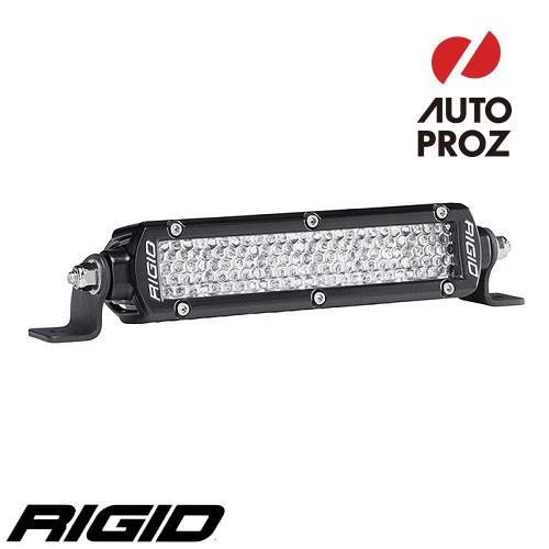 "[Rigid Industries 正規品] SR-シリーズ PRO 6"" LEDライト 発光パターン:ディフューズ"