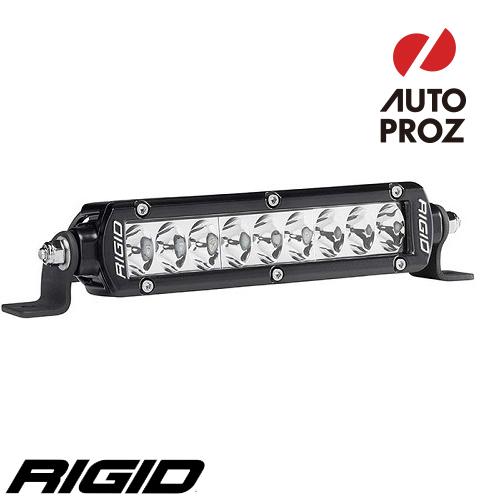 """[Rigid Industries 正規品] SR-シリーズ PRO 6"""" LEDライト 発光パターン:ドライビング"""