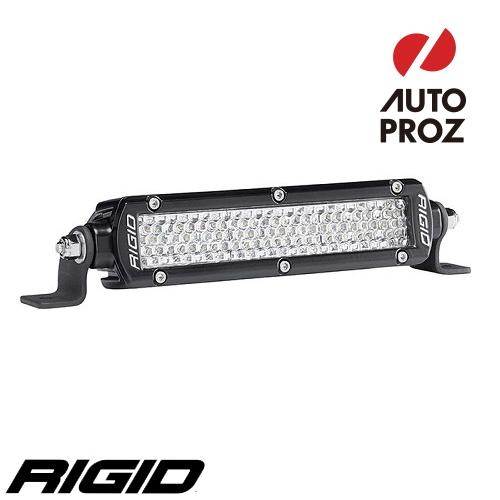 """[Rigid Industries 正規品] SR-シリーズ PRO 6"""" LEDライト 発光パターン:スペクター ディフューズ"""