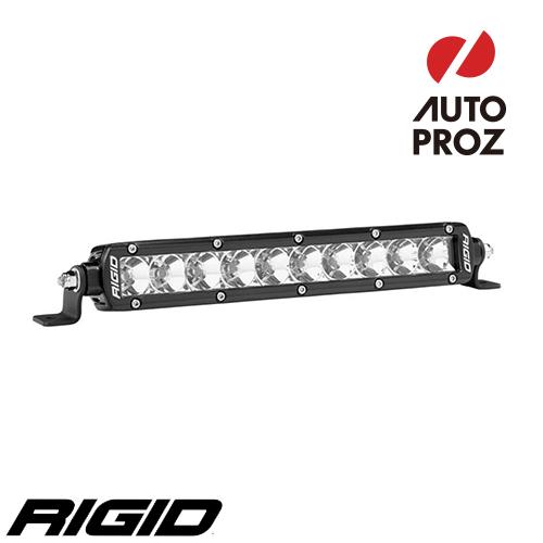 """[Rigid Industries 正規品] SR-シリーズ PRO 10"""" LEDライト 発光パターン:フラッド"""