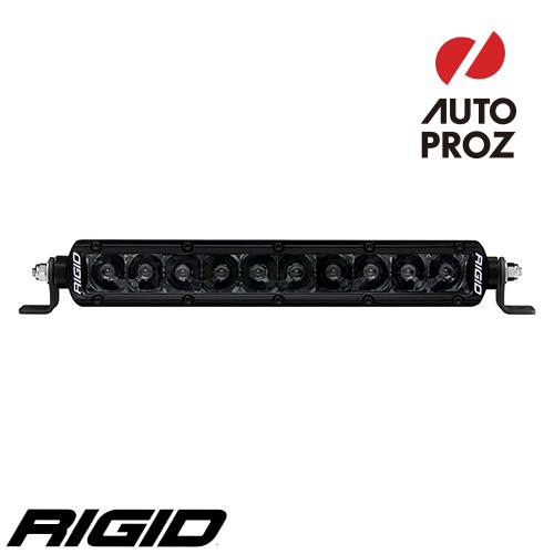 """[Rigid Industries 正規品] SR-シリーズ PRO 10"""" LEDライト 発光パターン:スポット ミッドナイト"""
