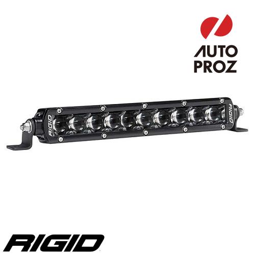 "[Rigid Industries 正規品] SR-シリーズ 10"" LEDライト 発光パターン:ハイパースポット"