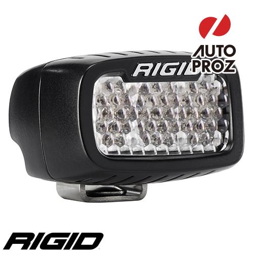 [Rigid Industries 正規品] SR-M PRO LEDライト 発光パターン:ドライブ ディフューズ サーフェスマウントタイプ