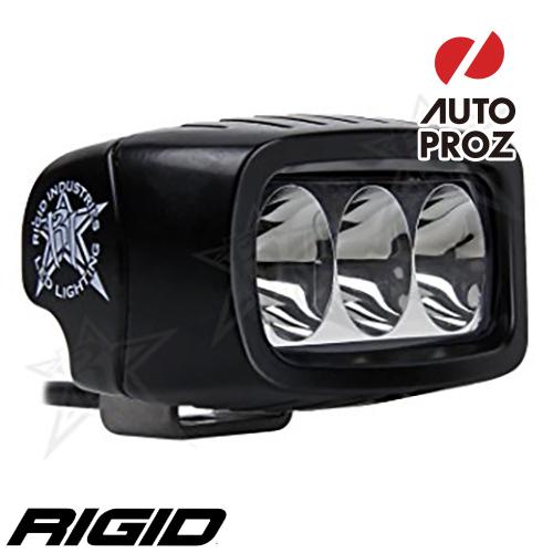 [Rigid Industries 正規品] SR-M LEDライト UV 発光パターン:ドライブ サーフェスマウントタイプ