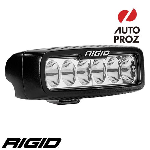 [Rigid Industries 正規品] SR-Q LEDライト LEDカラー:オレンジ 発光パターン:ドライビング サーフェスマウントタイプ