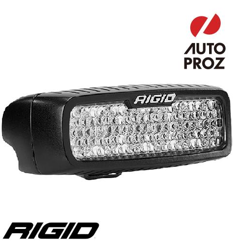 [Rigid Industries 正規品] SR-Q LEDライト LEDカラー:オレンジ 発光パターン:ドライブ ディフューズ サーフェスマウントタイプ