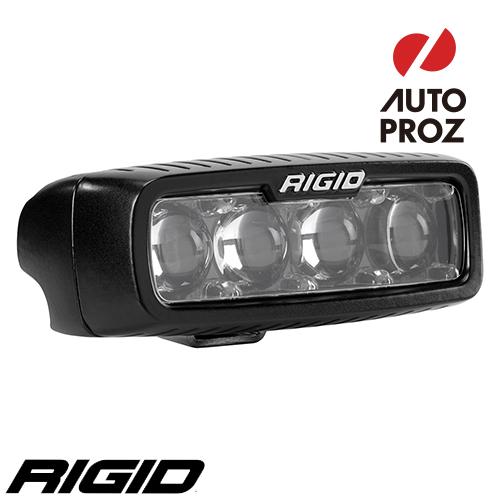 [Rigid Industries 正規品] SR-Q LEDライト 発光パターン:ハイパースポット サーフェスマウントタイプ