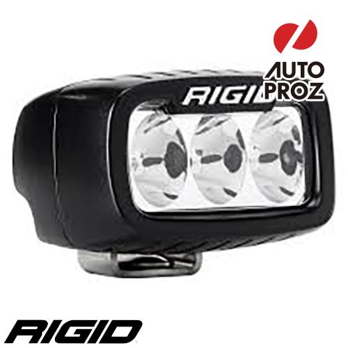 [Rigid Industries 正規品] SR-Q LEDライト UV 発光パターン:ドライビング サーフェスマウントタイプ