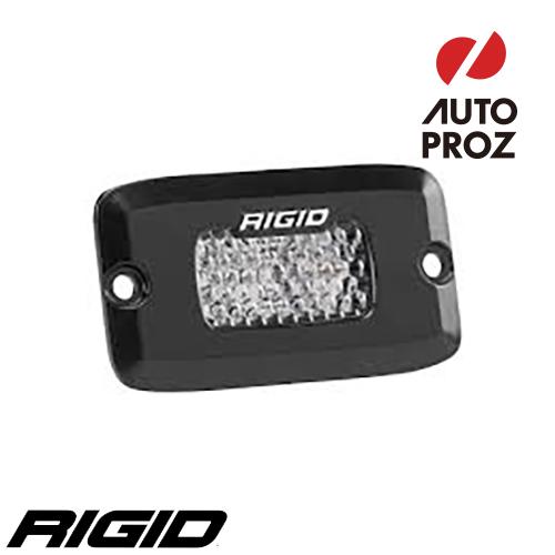 [Rigid Industries 正規品] SR-M LEDライト LEDカラー:オレンジ 発光パターン:ディフューズ フラッシュマウントタイプ
