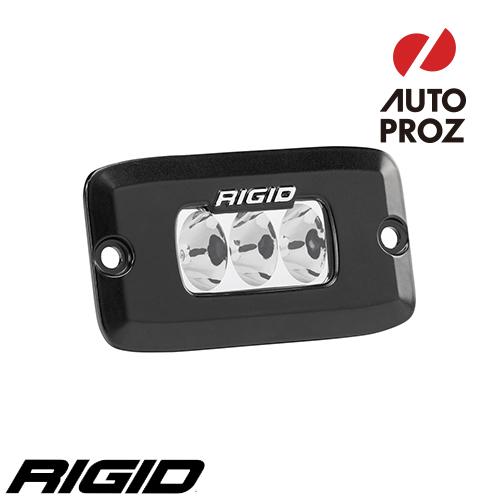 [Rigid Industries 正規品] SR-M LEDライト 発光パターン:ドライビング フラッシュマウントタイプ