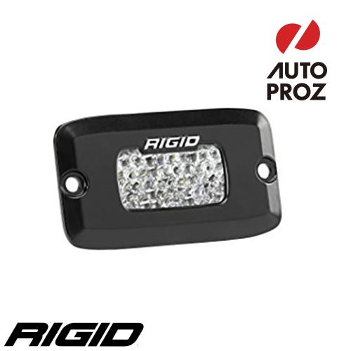 [Rigid Industries 正規品] SR-M LEDライト 発光パターン:ドライブ ディフューズ フラッシュマウントタイプ