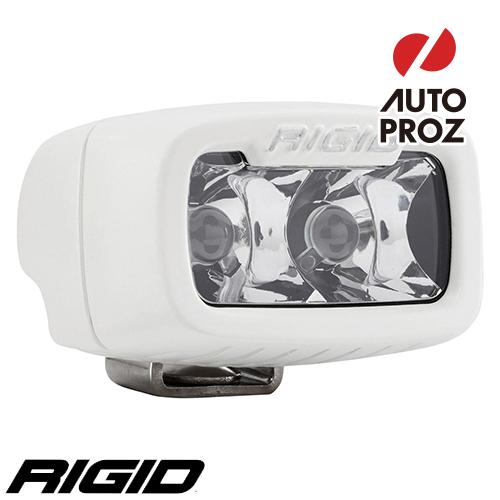 [Rigid Industries 正規品] SR-M PRO LEDライト LEDカラー:ホワイト 発光パターン:スポット サーフェスマウントタイプ