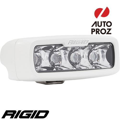 [Rigid Industries 正規品] SR-Q PRO LEDライト LEDカラー:ホワイト 発光パターン:スポット サーフェスマウントタイプ