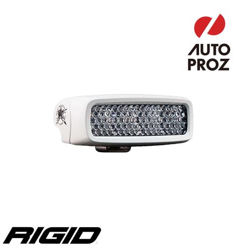 [Rigid Industries 正規品] SR-Q LEDライト ホワイト LEDカラー:256色 発光パターン:ディフューズ サーフェスマウントタイプ
