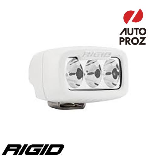[Rigid Industries 正規品] SR-M PRO LEDライト LEDカラー:ホワイト 発光パターン:ドライビング サーフェスマウントタイプ