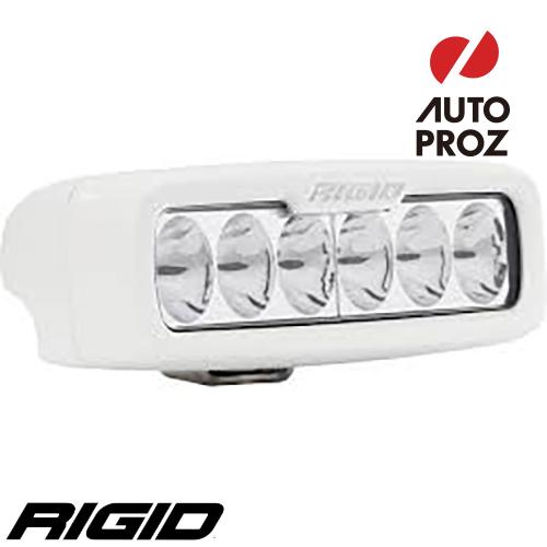 [Rigid Industries 正規品] SR-Q PRO LEDライト LEDカラー:ホワイト 発光パターン:ドライビング サーフェスマウントタイプ