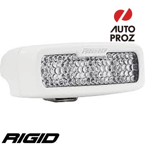 [Rigid Industries 正規品] SR-Q PRO LEDライト LEDカラー:ホワイト 発光パターン:スペクター ディフューズ サーフェスマウントタイプ