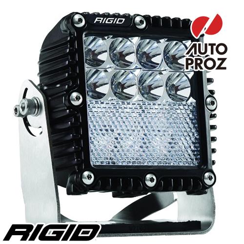 [Rigid Industries 正規品] Qシリーズ PRO LEDライト フラッド/ダウンディフューズ ブラック