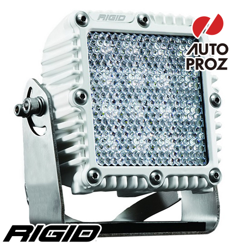 [Rigid Industries 正規品] Qシリーズ PRO LEDライト フラッド ディフューズ ホワイト