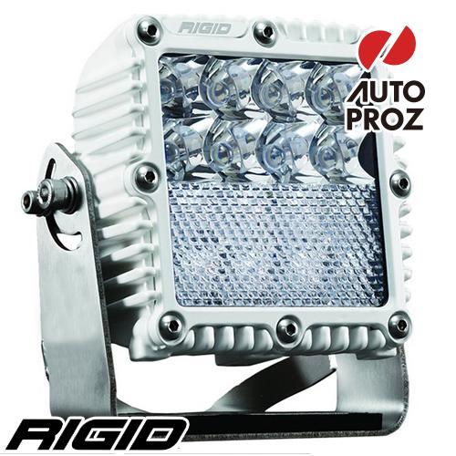 [Rigid Industries 正規品] Qシリーズ PRO LEDライト スポット ダウンディフューズ ホワイト
