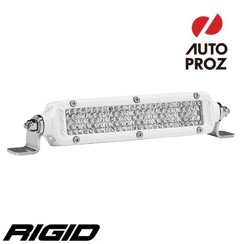 [Rigid Industries 正規品] SRシリーズ PRO 6インチ LEDライト スペクター ディフューズ ホワイト