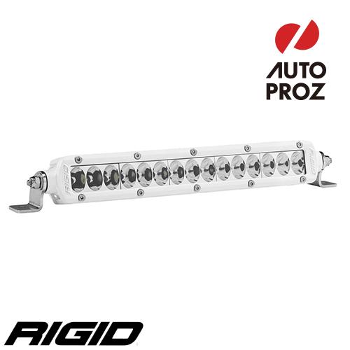 [Rigid Industries 正規品] SRシリーズ PRO 10インチ LEDライト ドライビング ホワイト