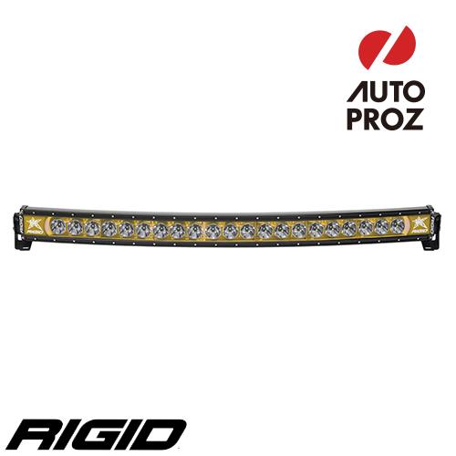 [Rigid Industries 正規品] ラディエンス プラス カーブ 40インチ バックライト アンバー