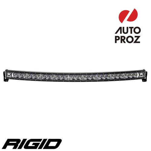 [Rigid Industries 正規品] ラディエンス プラス カーブ 54インチ バックライト ホワイト