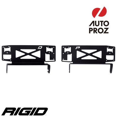 [Rigid Industries 正規品] フォード F-250 スーパーデューティー ステルス 2017年以降現行 SRシリーズ グリルマウント