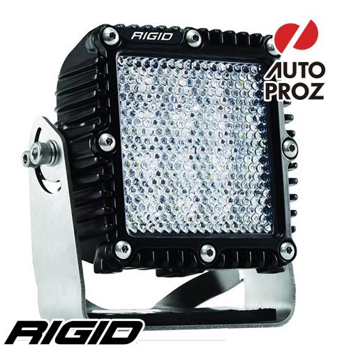 [Rigid Industries 正規品] Qシリーズ PRO LEDライト ドライビング ディフューズ ブラック