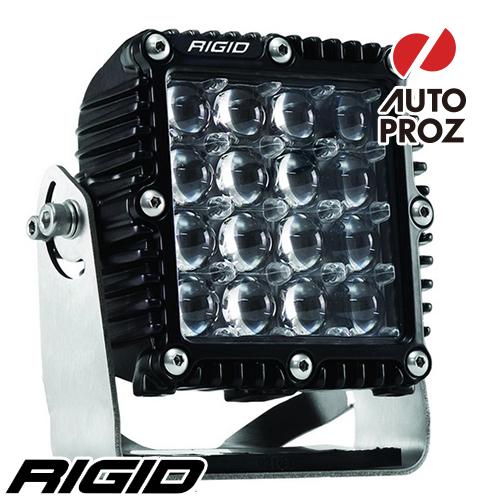 [Rigid Industries 正規品] Qシリーズ LEDライト ハイパースポット ブラック