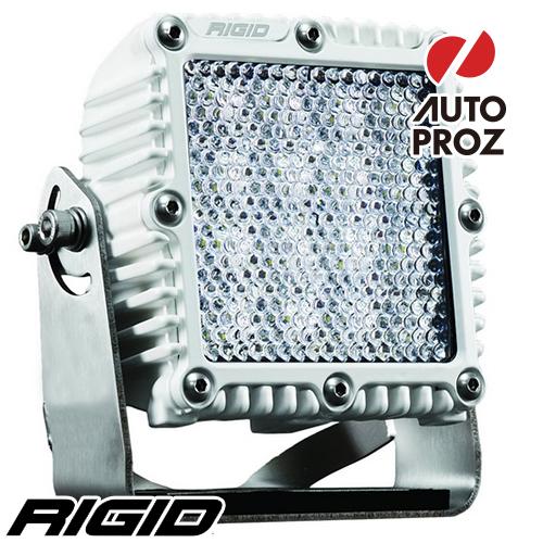 [Rigid Industries 正規品] Qシリーズ PRO LEDライト ドライビング ディフューズ ホワイト