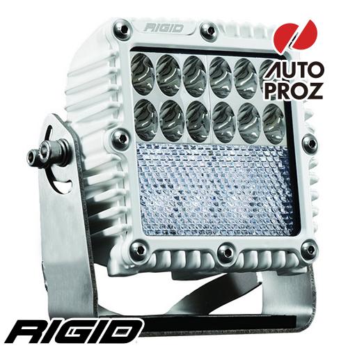 [Rigid Industries 正規品] Qシリーズ PRO LEDライト ドライビング ダウンディフューズ ホワイト