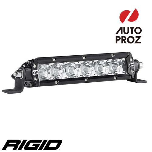 [Rigid Industries 正規品] SRシリーズ 6インチ E-MARK LEDライト スポット ブラック