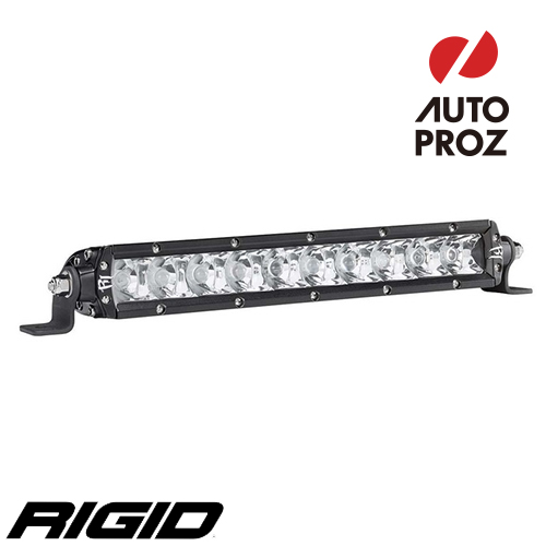 [Rigid Industries 正規品] SRシリーズ 10インチ E-MARK LEDライト スポット ブラック