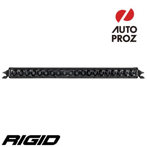 [Rigid Industries 正規品] SRシリーズ PRO 20インチ LEDライト スポット ミッドナイト