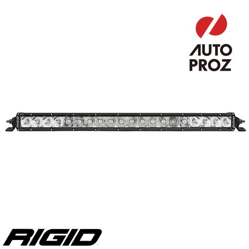 [Rigid Industries 正規品] SRシリーズ PRO 20インチ LEDライト スポット/フラッド コンボ ブラック
