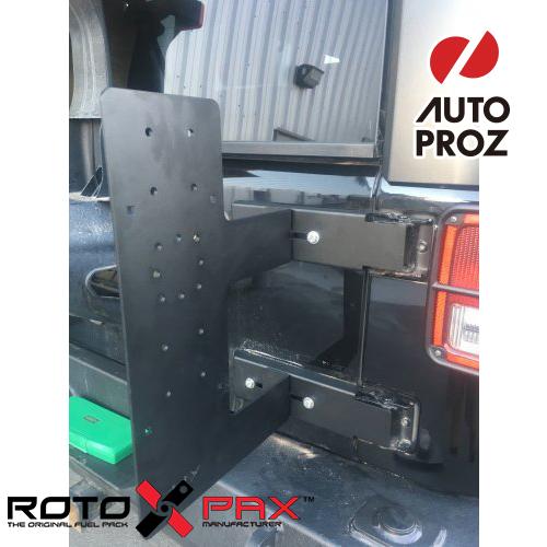 [RotopaX 正規品] ロトパックス FX-JTM JKラングラー用 テールゲートマウント
