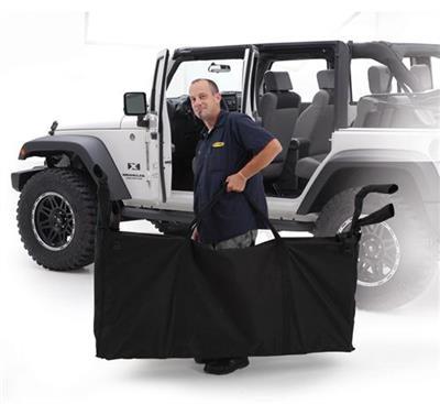 [Smittybilt 正規品] ジープ ラングラー 全年式 全車種 ウィンドウストレージバッグ