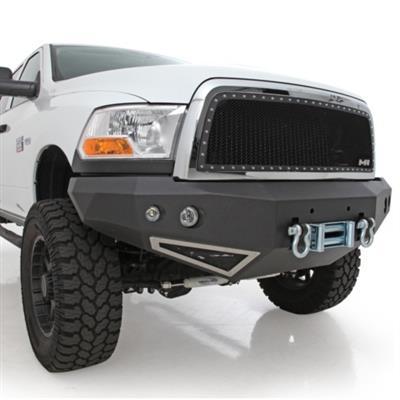 [Smittybilt 正規品] ダッジ ラム 2500/3500 2010-2012年 M1トラック フロントバンパー