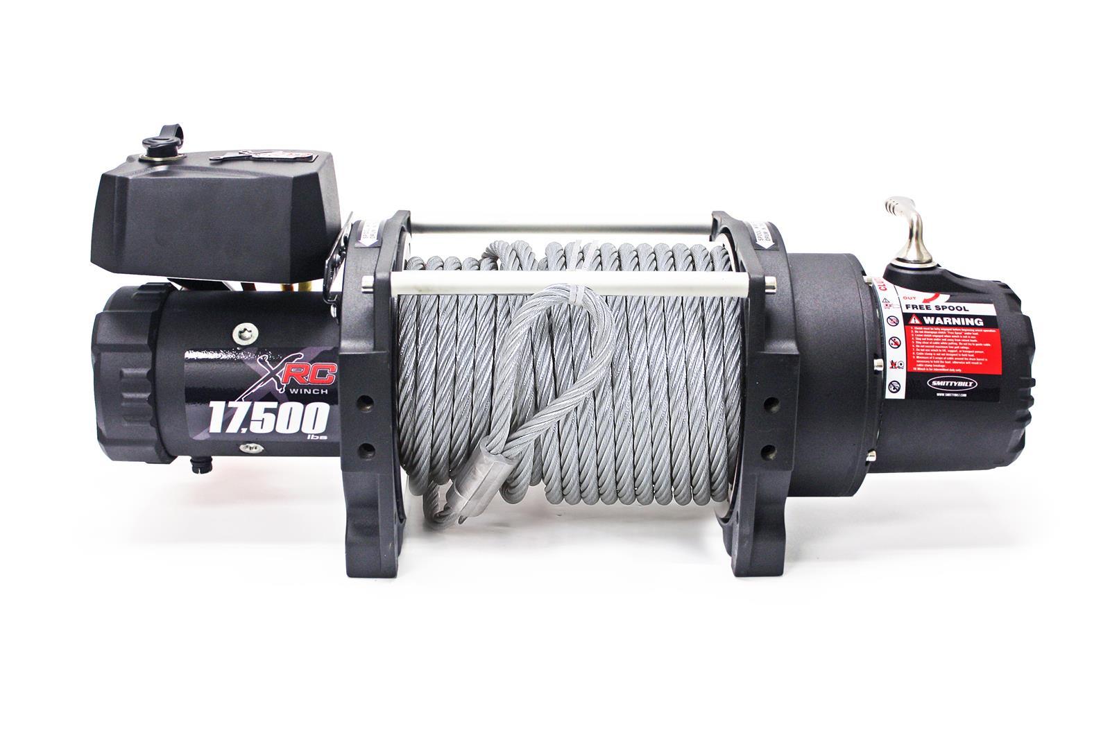 [Smittybilt 正規品] XRC-17.5K ウィンチ GEN2 17,500ポンド(約7,938kg) 12V