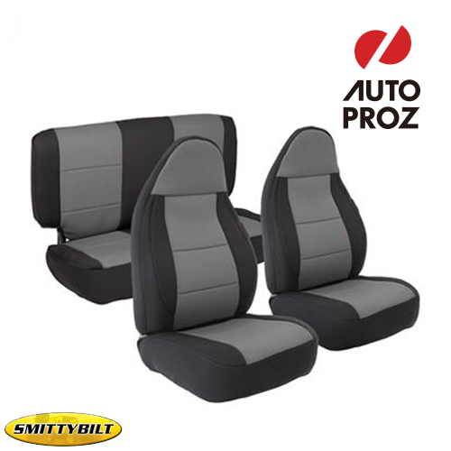 Incredible Smittybilt Regular Article Is Neoprene Seat Cover Charcoal After An Expression For Jeep Jl Wrangler Two Door 2 018 Years Front Rear Set Short Links Chair Design For Home Short Linksinfo