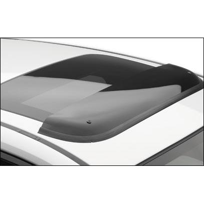 【USスバル 直輸入純正品】 SUBARU インプレッサ WRX2007-2014年(平成19年-26年式)SUBARU スバルXV 2012年式以降 現行GP型に適合ムーンルーフエアディフレクター