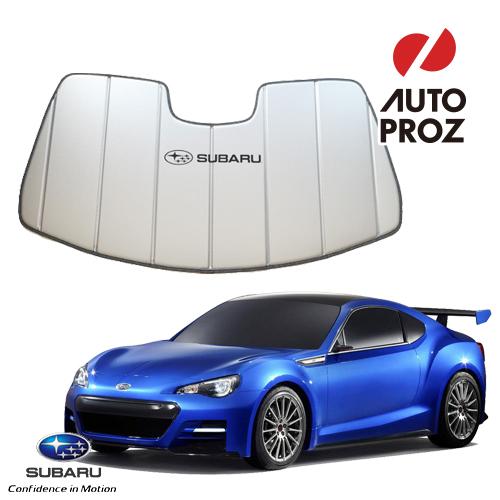 [SUBARU 正規品] BRZ サンシェード/車用サンシェード